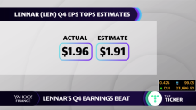 Lennar posts mixed earnings for Q4