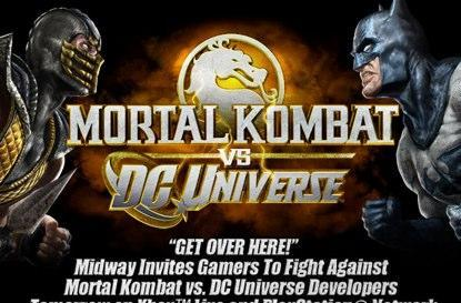 Pwn Boon: Midway invites gamers to take on MK vs. DC devs over Live