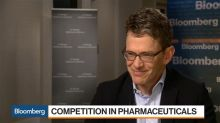 Roche Pharma Head Anderson on Acquisitions, Innovations, Drug Pricing