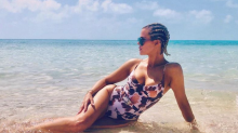 Khloé Kardashian criticized for wearing cornrows: 'You're not black'