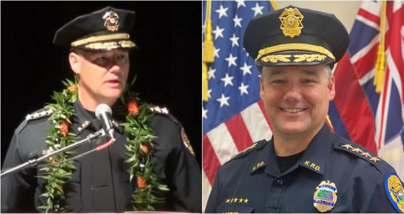 Hawaiian Police Chief's Racism Exposed After Investigation Over Discrimination - Yahoo News
