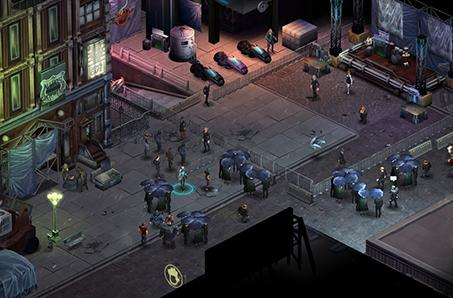 Shadowrun Returns drops DRM, may appear on GOG