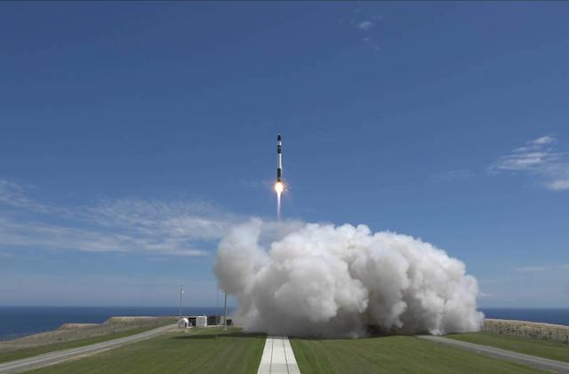 Rocket Lab eyes a US spaceport for its Electron launch vehicle