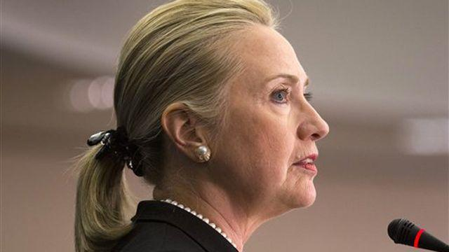 Could Secretary Clinton take fall for Benghazi?