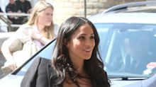 Meghan Markle's $1,995 sleeveless dress called 'inappropriate'