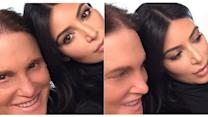 Kim Kardashian Says Bruce Jenner Has Found 'Inner Peace' and 'Pure Happiness'