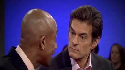 Tuesday At 4 p.m. On Dr. Oz: Montel Williams' Suicide Attempt