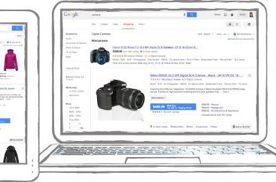 Google refreshes Shopping site with extended previews, 360-degree photos, 'visually similar' search