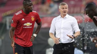 Foot - Transferts - Ole Gunnar Solskjær (Manchester United) évasif sur l'avenir de Paul Pogba