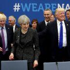 Trump says Johnson would do 'great job' as British PM