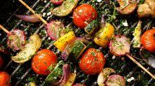 Es muss nicht immer Fleisch sein: Vegetarische Rezepte für Ihre Grillparty