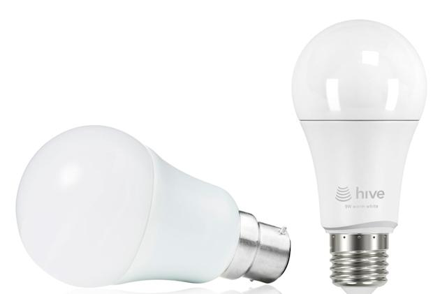 Hive adds smart lightbulbs to its connected home lineup