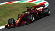 F1 salutes 'iconic' Ferrari and team's 1,000th race at Tuscan Grand Prix