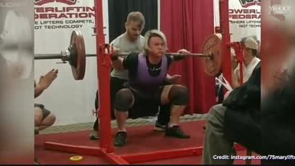 Actually a male': Transgender weightlifter stripped of world