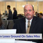 Netflix Loses Ground On Sales Miss