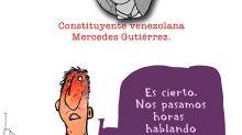 """La hoguera familiar, ese adelanto del chavismo"""