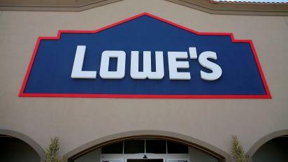 Lowe's names J.C. Penney's Ellison as CEO