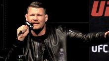 Michael Bisping Declares He Didn't Dodge Anyone to Get Georges St-Pierre Fight