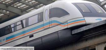 La Chine dévoile un train à la vitesse phénoménale