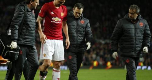 Foot - ANG - MU - Manchester United : Le chirurgien de Zlatan Ibrahimovic lui conseille de se montrer patient