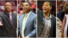 U.S. charges four college basketball coaches in bribery scheme