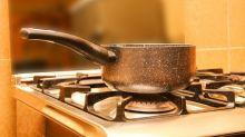 Como deixar o seu fogão limpinho