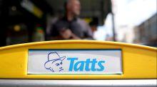 Big dollar jackpots boost Tatts' quarter