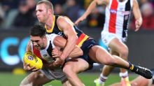 Holding-the-ball drama a repeat: Beveridge