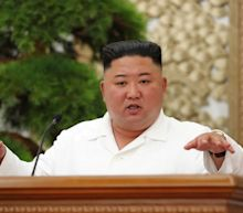 North Korea's response to coronavirus has been a 'shining success', says Kim Jong-un