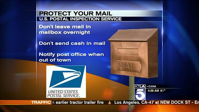 Beverly Hills Residents Report String of Mail Theft