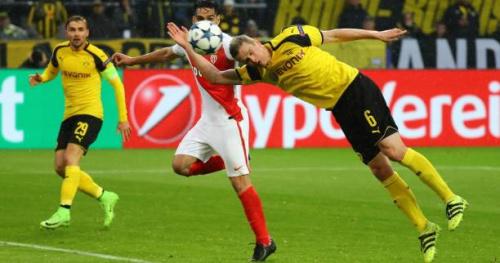Foot - C1 - Vidéo : Sven Bender (Dortmund) marque contre son camp face à Monaco