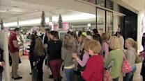 Black Friday shoppers descend on area stores and malls - PHOTOS