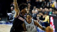 122-113. El triunfo aproxima a los Spurs y aleja a Pelicans de los 'playoffs'