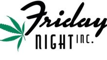 Friday Night Inc. Announces Closing of Purchase Agreement on Building for Expanded Cannabis Production and Announces Plans for Hemp Processing Facility in Las Vegas
