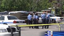 Grocery store parking lot shooting kills one