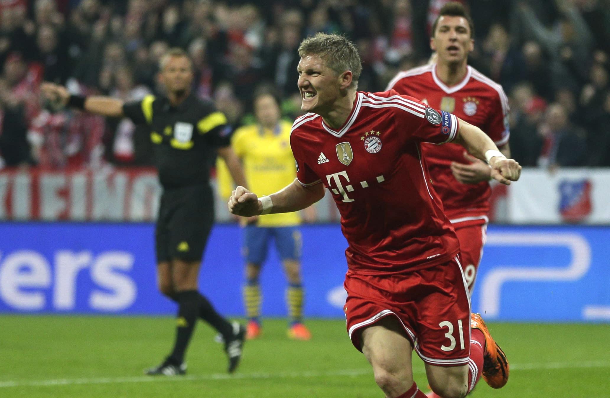 Bayern empata y avanza a cuartos de Champions