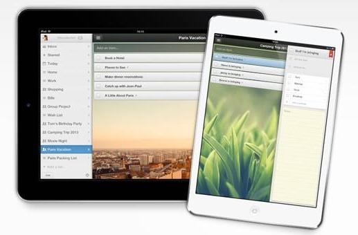 Wunderlist 2 task manager app hits the iPad