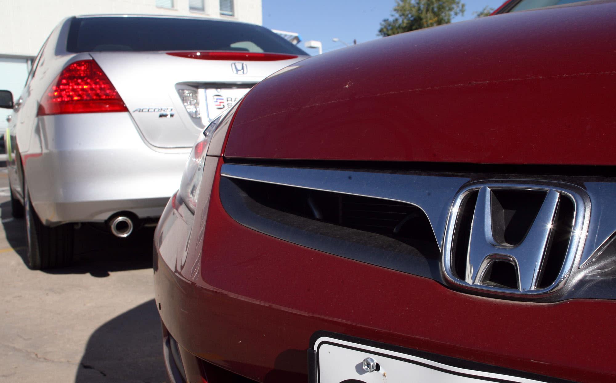 Honda Dealership Denver >> Honda Recalls 600 000 Accords To Fix Faulty Hoses