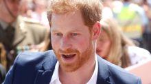 Das vielleicht schönste Geschenk für Harry auf der Royal Tour