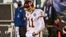 Washington releases Alex Smith