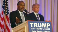 Ben Carson on Trump's road through New York and beyond