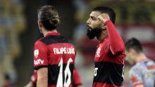 Braçadeira, esporro, gols e assistência: Gabigol brilha e leva Flamengo à final do Carioca
