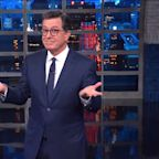 Colbert Uses Mueller Report To Create The Perfect New Way To Say 'I'm F**ked'