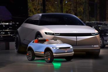 Hyundai推出無名超迷你電動車(內有影片)