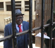 Zimbabwe opposition official convicted of false declaration