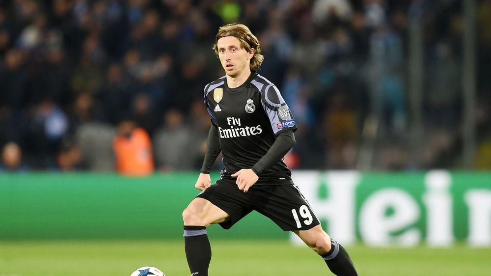 Luka Modric reagiert auf die Bayern-Kritik