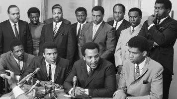 Black athletes should follow lead of 1967 stars