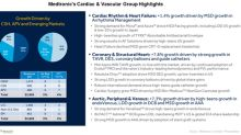 How Medtronic's Cardiac and Vascular Group Performed