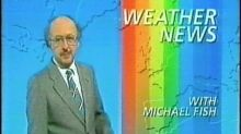 Weatherman Michael Fish on missing the Great Storm of 1987: 'when I saw what happened I thought, 'oh s***'
