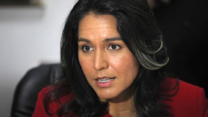 Gabbard apologizes again for past antigay views